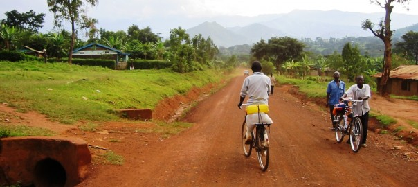 Mbale view